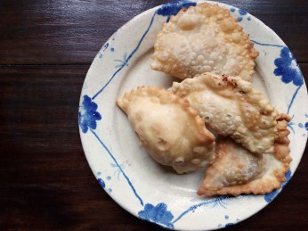 Os pastéis de massa tenra são uma das delícias da Serra da Estrela