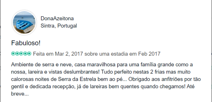 Review 20 - Dona Azeitona
