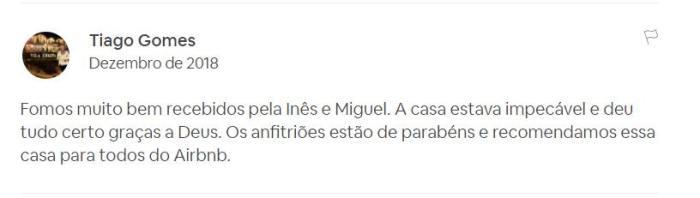 Review 53 - Tiago Gomes